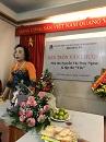 """Bàn tròn văn chương Nhà thơ Nguyễn Thị Thúy Ngoan và tập thơ """"Yêu"""""""